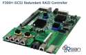 qsan_p300h_iscsi_redundant_raid_controller