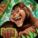 gorilla_monkey_crunch_icon_lite_512