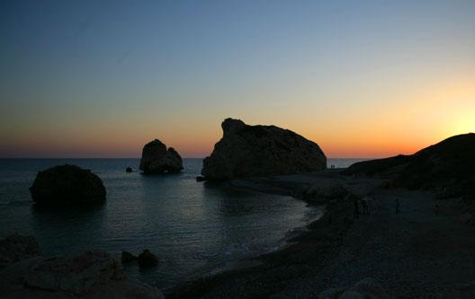 cyprussunset