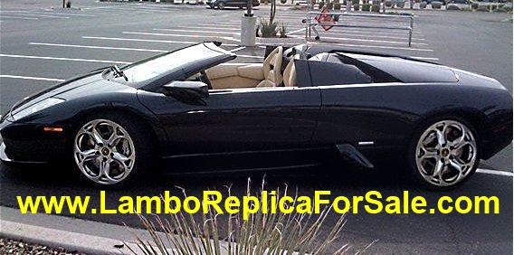 Lamborghini Murcielago Replica Kit Car For Sale Looks