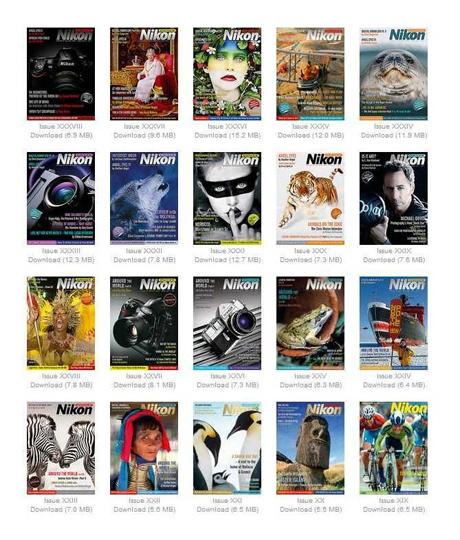 nikon_owner_magazine_covers