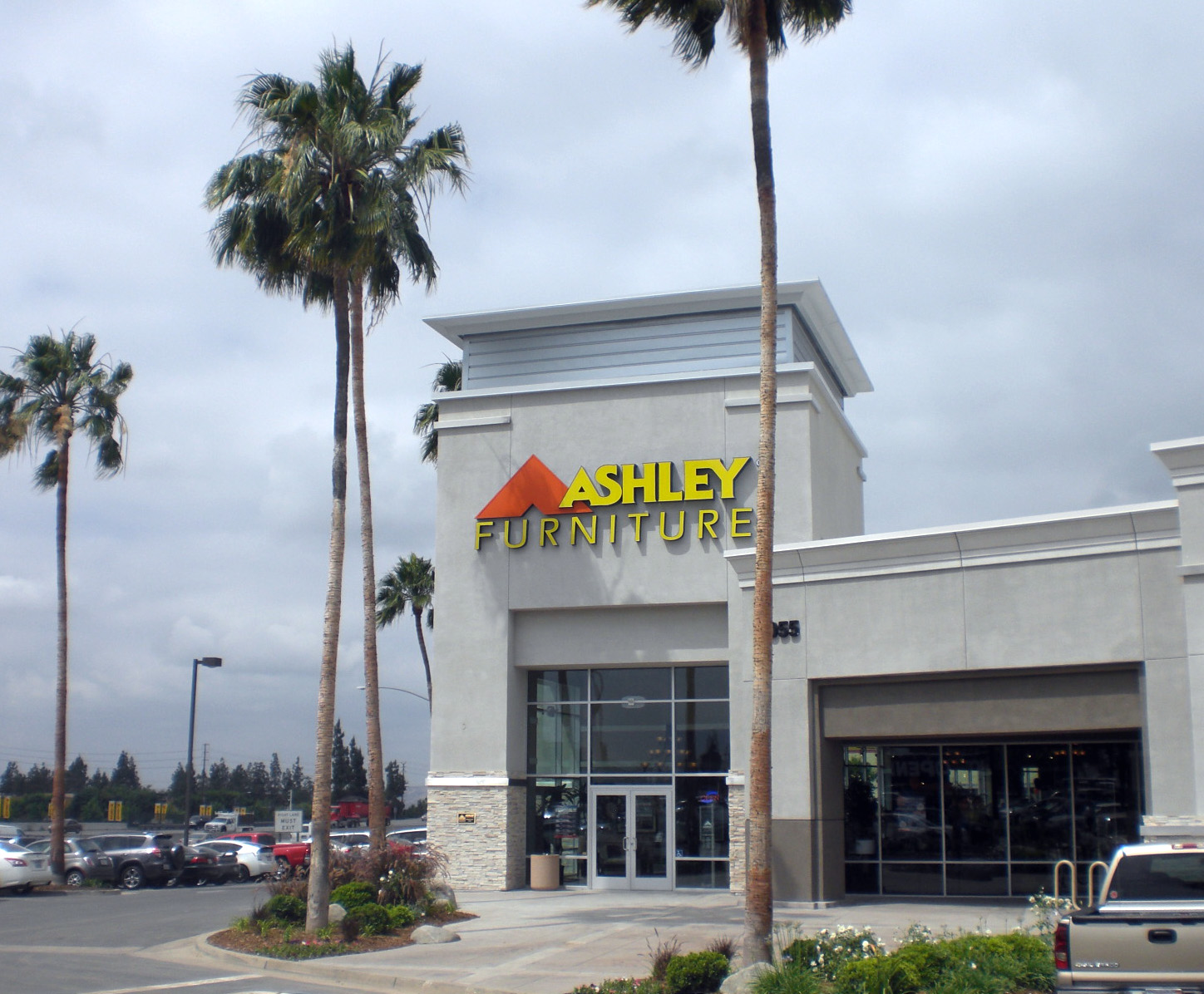 Hodgdon Group Completes Ashley Furniture Homestore In Montclair By The Hodgdon Group
