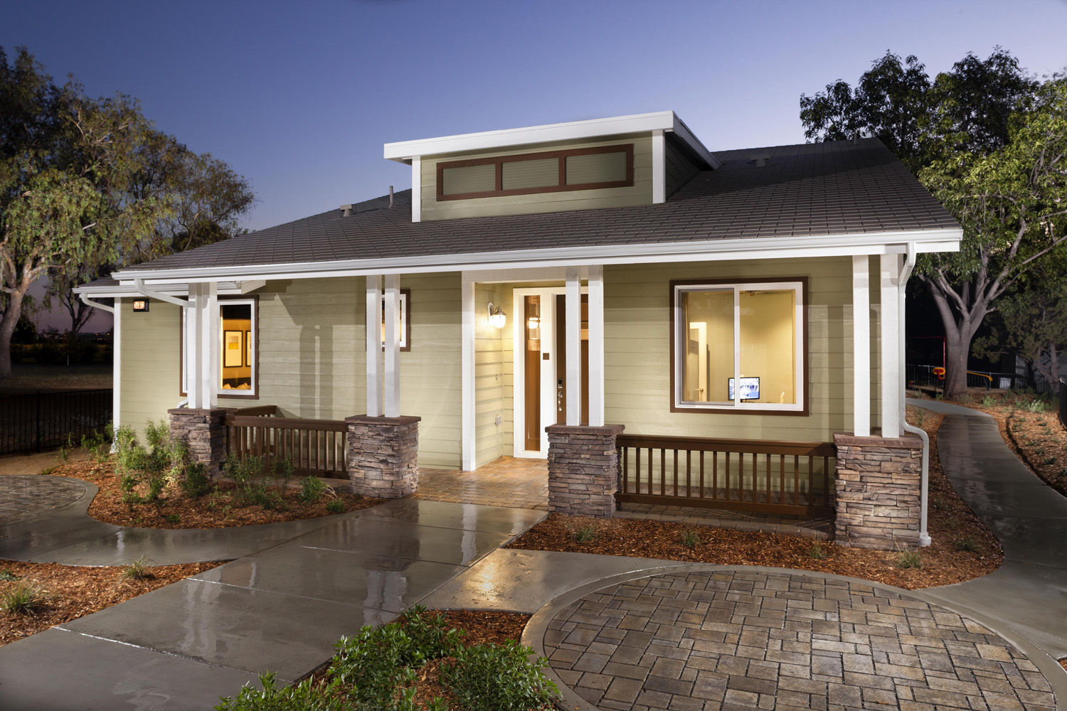 ABC Green Home Wins The  Golden Nugget Grand Award For Best - Zero energy home design