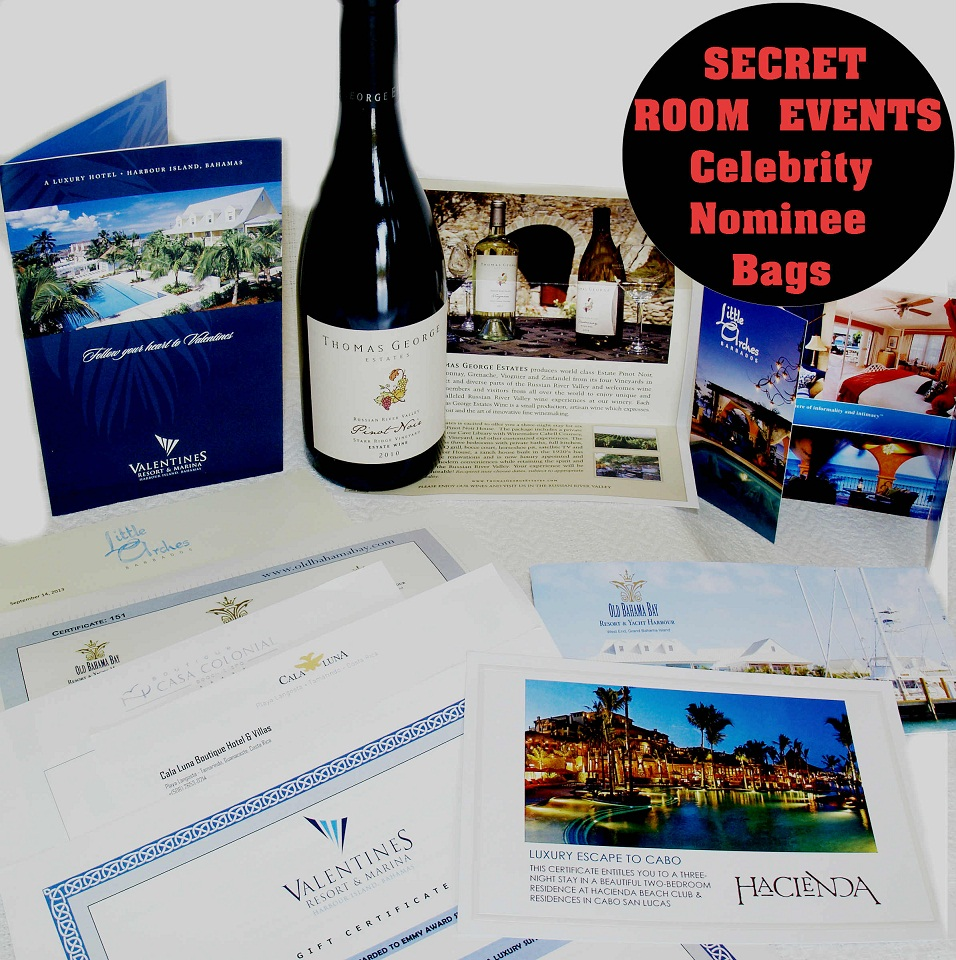 HOLLYWOOD'S CHOICE FOR CELEBRITY ... - Secret Room Events