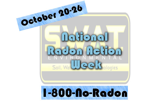 October 20 26 Is Radon Action Week Radon Action Week Is