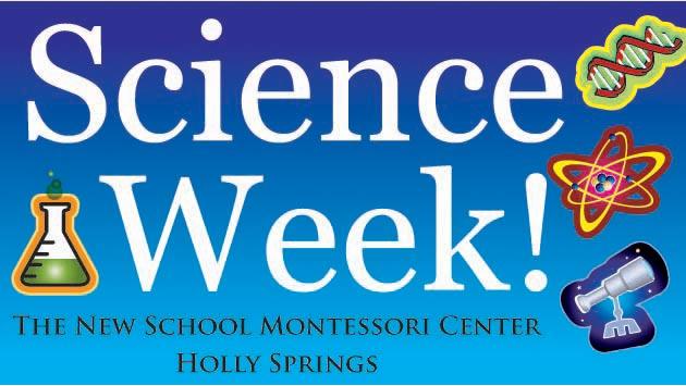 montessori_holly_springs_science_week_logo