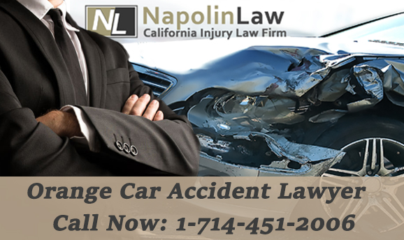 Orange California Law Firm Announcing Free Case Evaluations For New Personal Injury Car Accident
