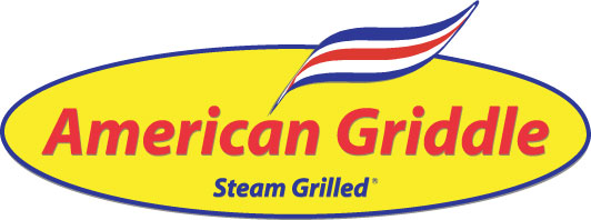 americangriddlelogosteamgrilled