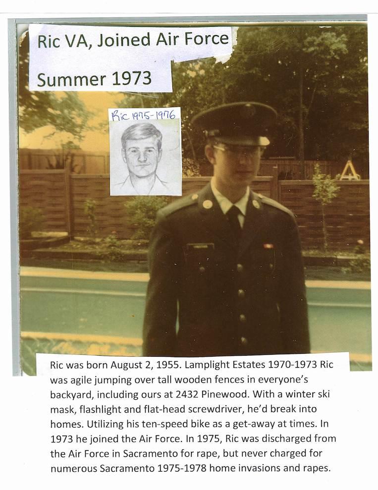 ricvajoinedtheairforce19731