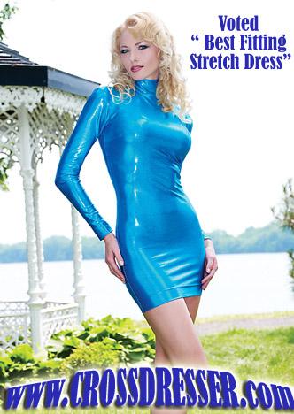 Transvestite clothing and bras