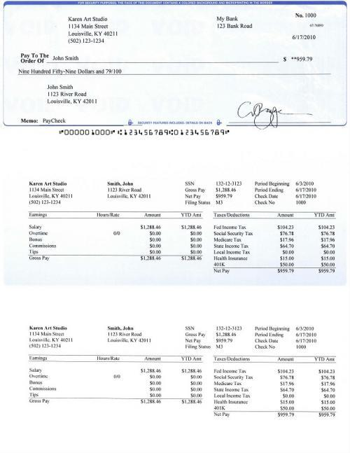 California State Tax Rate Changed. EzPaycheck Software ...