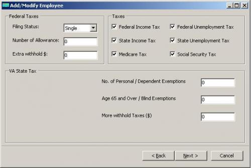 Payroll Checks: Kentucky Payroll Tax Calculator