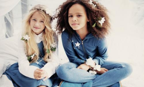 Girls clothing stores. Totally kids clothing store