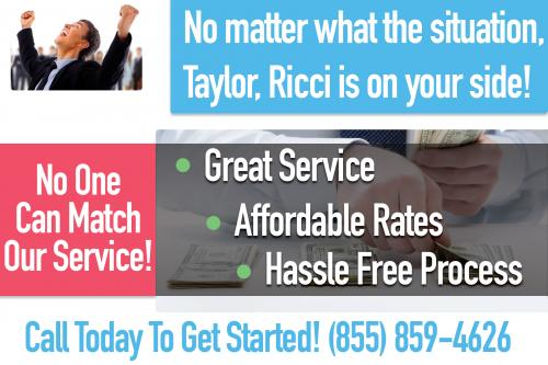 taylor ricci and associates releases new Taylor, ricci & associates offers a 5% discount off of your remittance payment for new referrals.